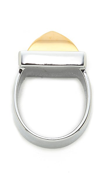 Rebecca Minkoff Pyramid Ring