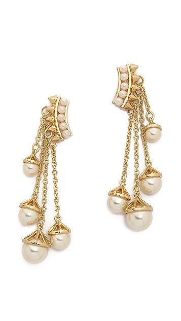 Rebecca Minkoff Satellite Drop Earrings