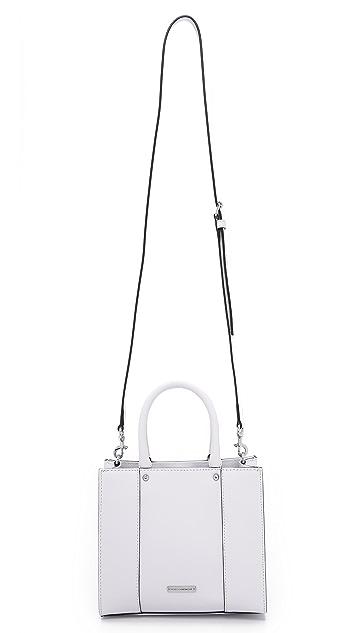 Rebecca Minkoff Объемная сумка с короткими ручками Mini MAB