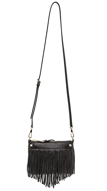 e322e418d060 Rebecca Minkoff Mini Fringe Cross Body Bag | SHOPBOP