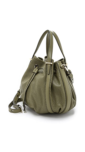 Rebecca Minkoff Military Bucket Bag