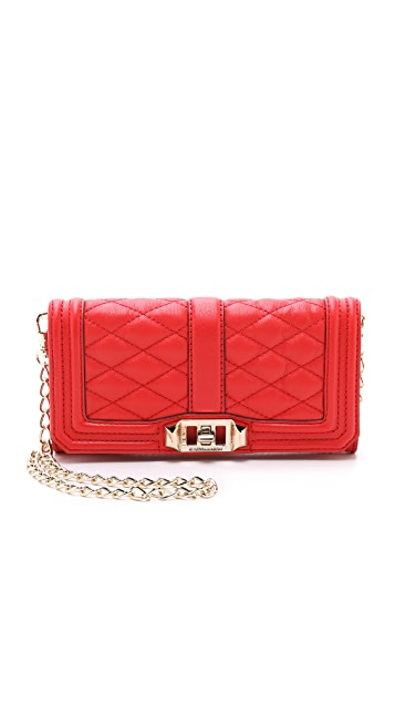 Rebecca Minkoff Mini Love Wallet Bag