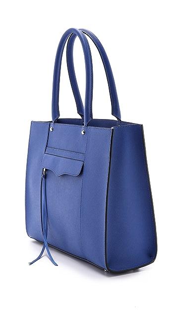 Rebecca Minkoff Объемная сумка MAB среднего размера с короткими ручками