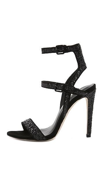 Rebecca Minkoff Блестящие сандалии Rosalie