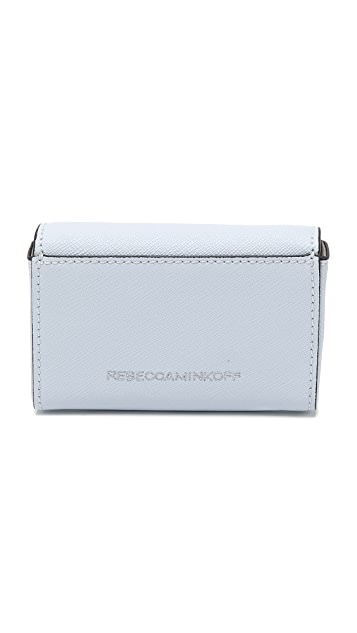 Rebecca Minkoff Like a Boss Business Card Case