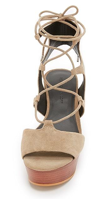 Rebecca Minkoff Cady Platform Sandals