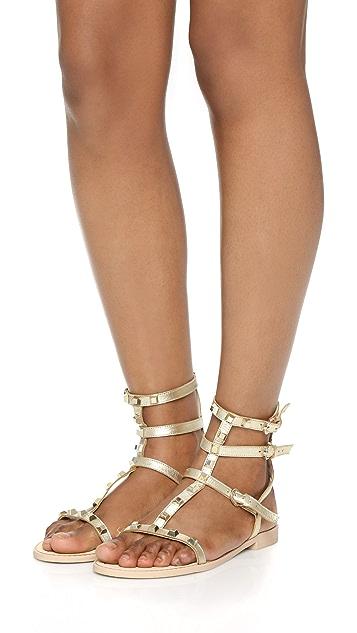 Rebecca Minkoff Georgina Studded Sandals