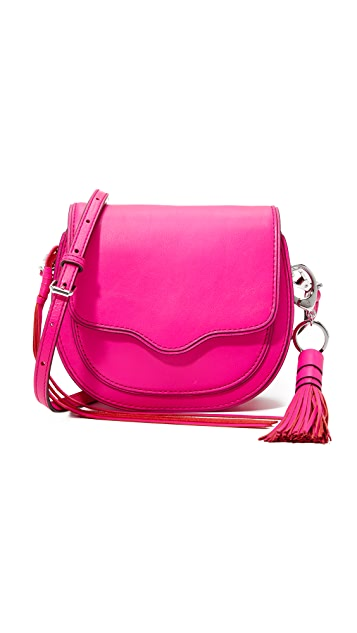 Rebecca Minkoff Mini Suki Saddle Bag