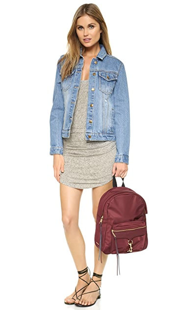 Rebecca Minkoff Nylon MAB Backpack