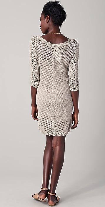 Robbi & Nikki Crochet Dress