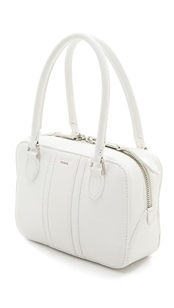 Rochas Borsa Leather Handbag