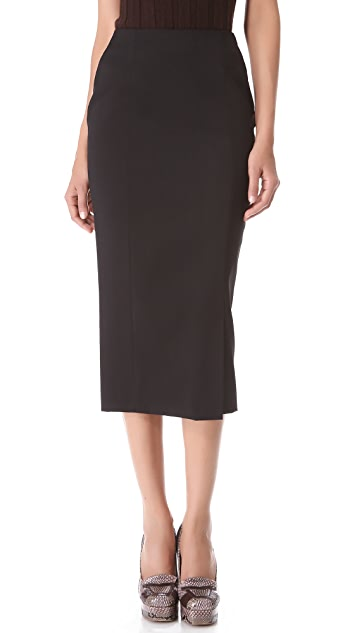 Rochas Pencil Skirt