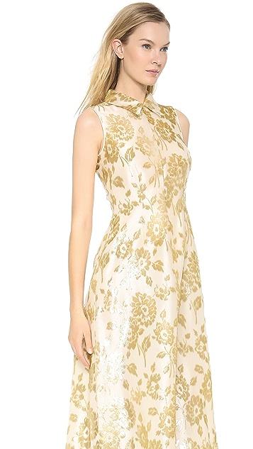 Rochas Woven Dress