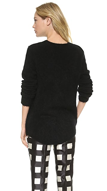 Rochas Knitted Pullover