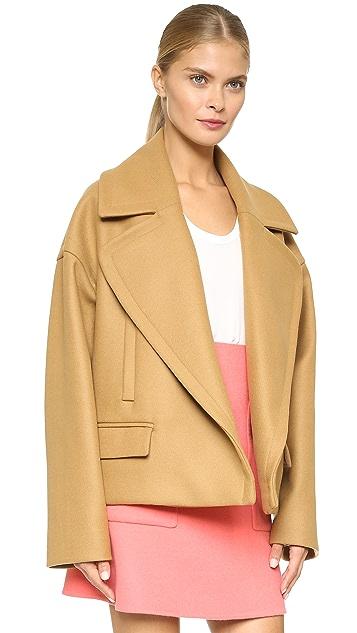 Rochas Oversized Coat