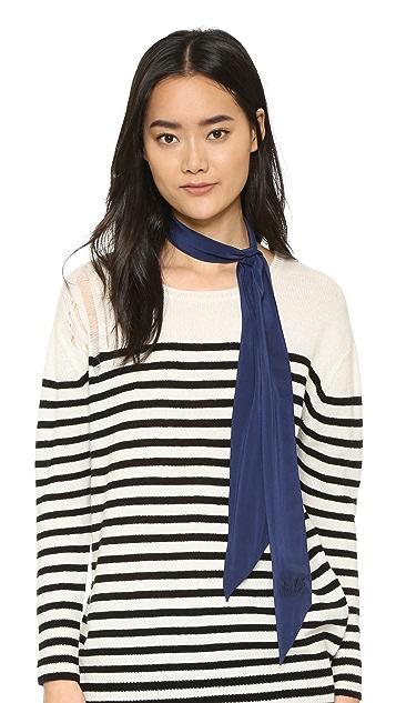 Rockins Очень узкий шарф Straight Up