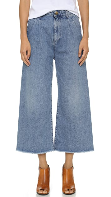Rodebjer Mina Wide Leg Jeans