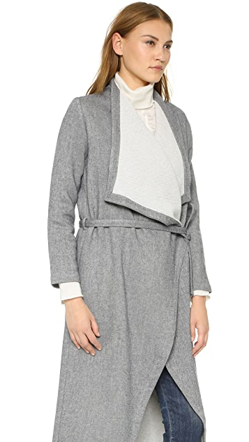 Rodebjer Vive Double Trench Coat