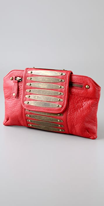 ROMYGOLD The Racquel Clutch