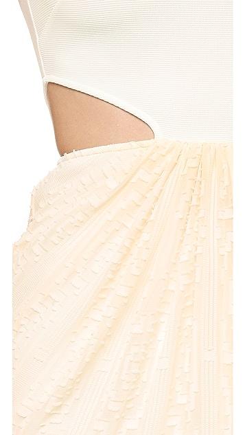 Ronny Kobo Janine Burnout Dress