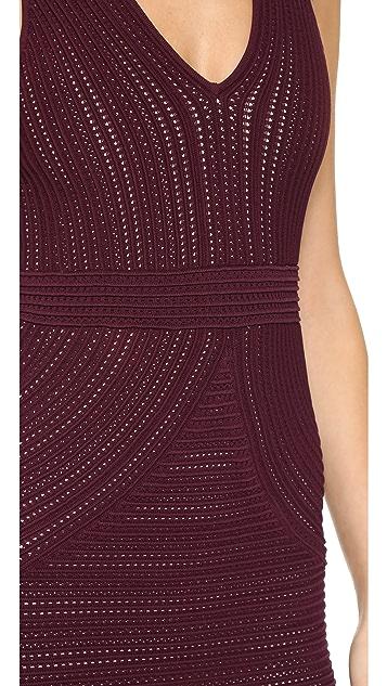 Ronny Kobo Jodi Pointelle Dress