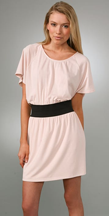 Rory Beca Leary Scoop Neck Dress