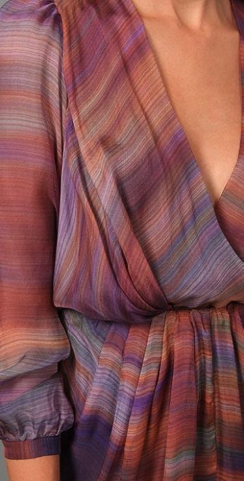 Rory Beca Satine Drape Dress