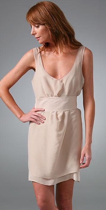 Rory Beca Fold Dress with Obi Belt