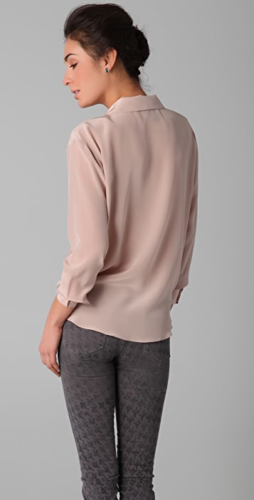 Rory Beca Dol Tie Front Blouse