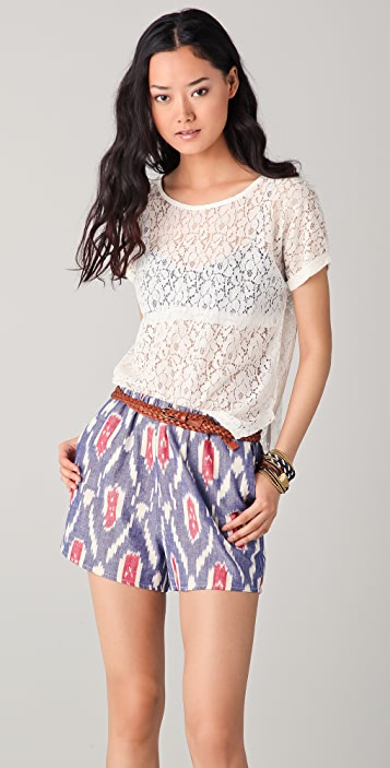 Rory Beca Alegre Lace Top