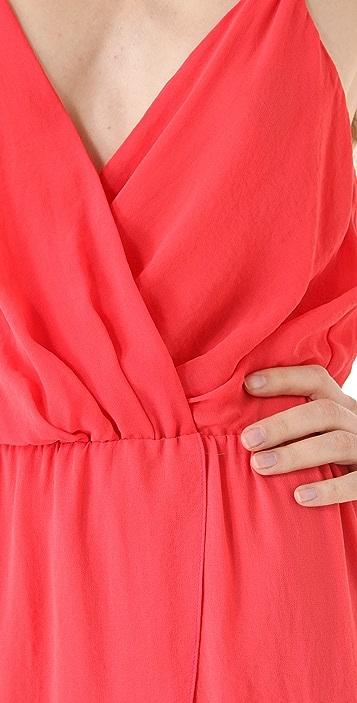 Rory Beca Jones Wrap Gown