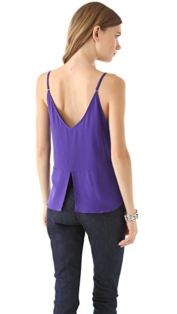 Rory Beca Graham Slit Back Camisole