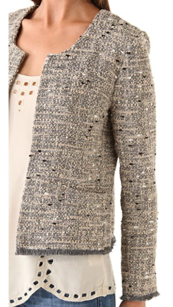 Rory Beca Kamel Tweed Jacket