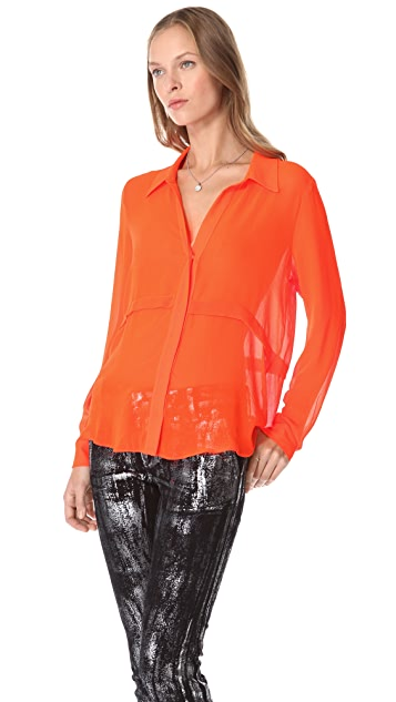 Rory Beca Don Two Layer Blouse