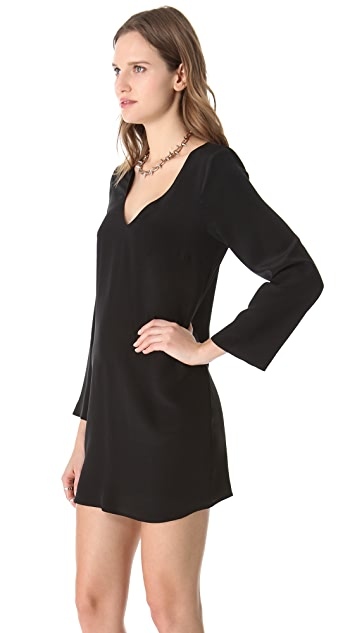 Rory Beca Agatha Tie Back Shift Dress