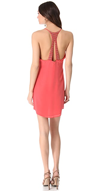 Rory Beca Blaze Beaded Back Dress