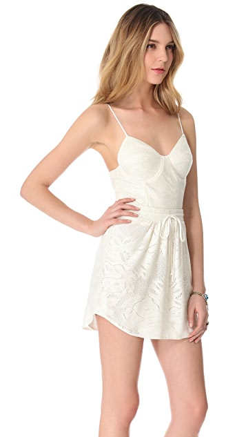 Rory Beca Emilion Roset Dress
