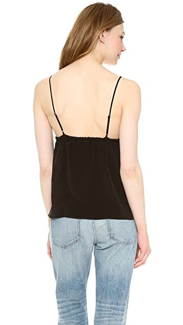 Rory Beca Patel Front Keyhole Cami