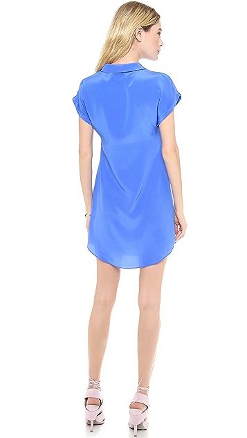 Rory Beca Romeo Inverted Pleat Dress