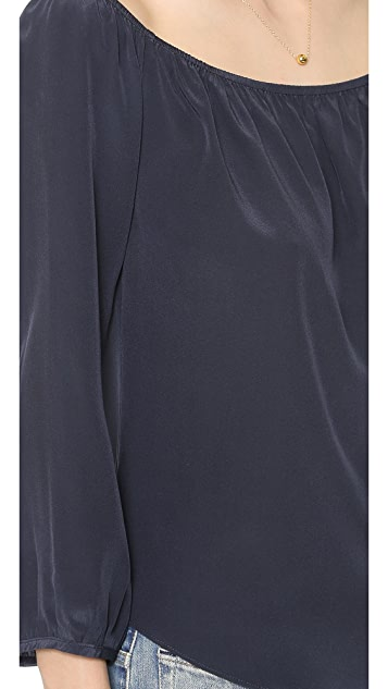 Rory Beca Ember Off the Shoulder Blouse
