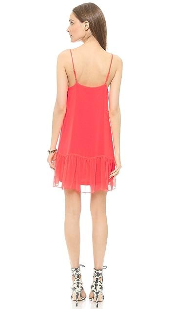 Rory Beca Danica Flounce Ruffle Dress