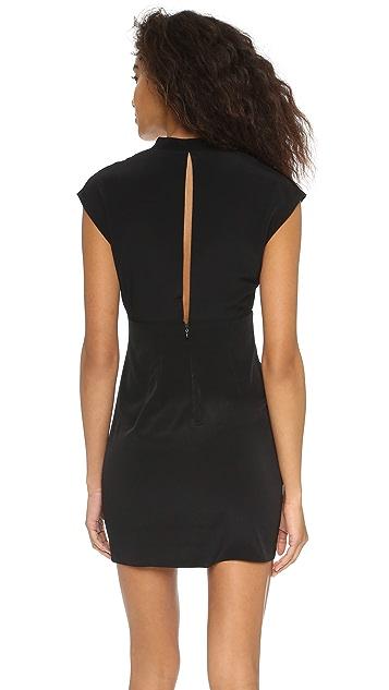 Rory Beca Deep V Mini Dress