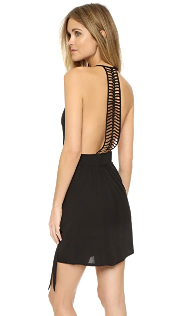Rory Beca Weave Back Dress