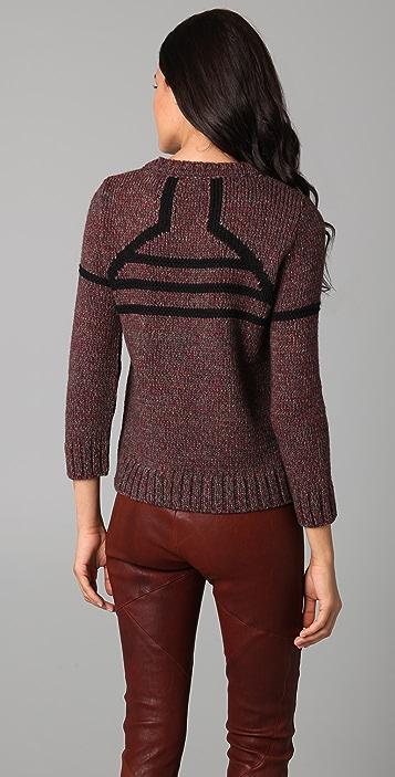 Roseanna Heaven Crew Neck Sweater