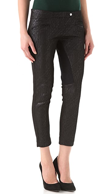 Roseanna Teers Textured Riding Pants