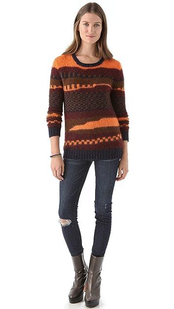 Roseanna Tyler Mohair Sweater