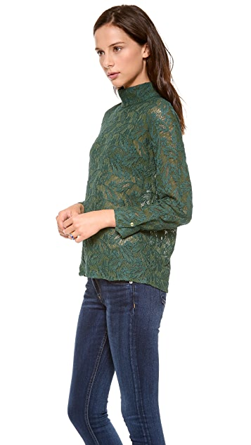 Roseanna Dany Lace Blouse