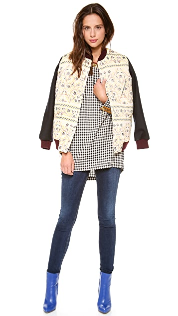 Roseanna Tommy Floral Jacket