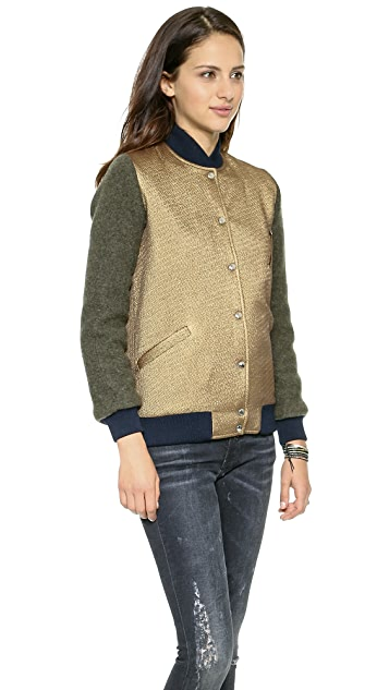 Roseanna Tommy Sherpa Lined Jacket