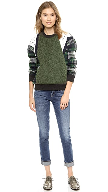 Roseanna Scott Sweatshirt Top